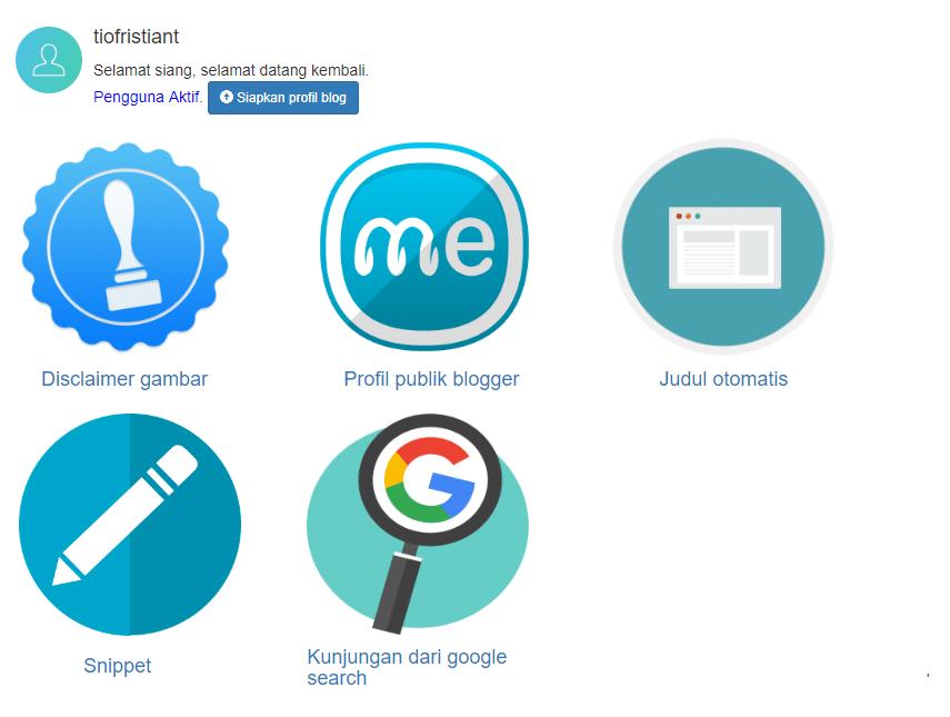TautanMe software plugin blogger